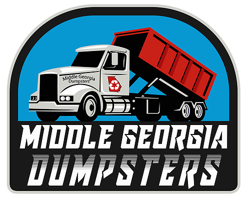 logo Middle Georgia Dumpster Rental